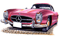 MERCEDS BENZ 300SL